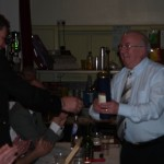 Gil Maxwell, retires from the committe, but will always be welcome at the club, Thanks Gil.