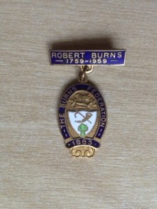 Burns Fed Badge