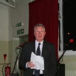 Colin Tait Toasting Burns Clubs the World O'er