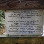 Moness Burn Bridge